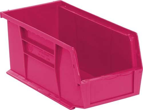 Quantum QUS230PK Pink Ultra Stack and Hang Bin