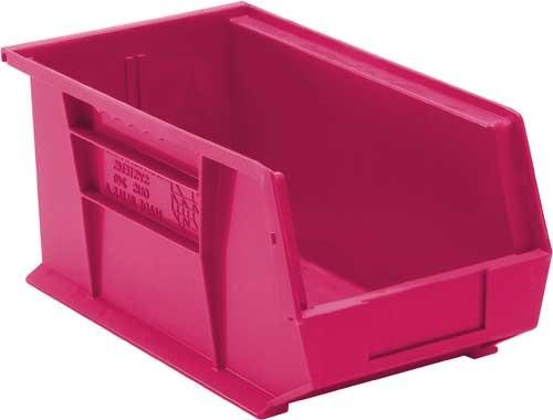 Quantum QUS240PK Pink Ultra Stack and Hang Bin