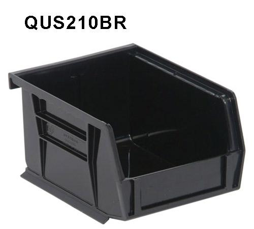 Quantum Recycled Ultra Stack and Hang Bins QUS210BR