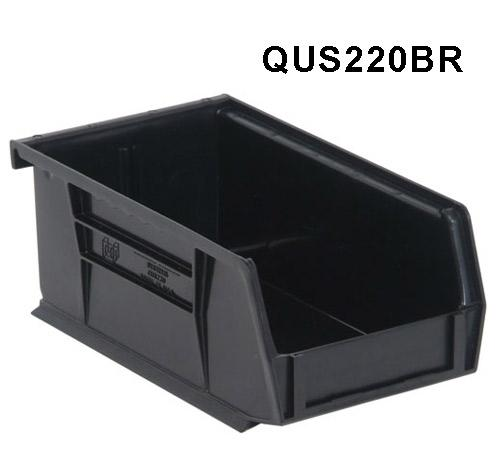 Quantum Recycled Ultra Stack and Hang Bins QUS220BR