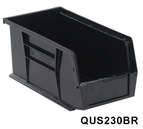 Quantum Recycled Ultra Stack and Hang Bins QUS230BR