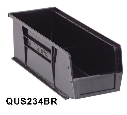 Quantum Recycled Ultra Stack and Hang Bins QUS234BR