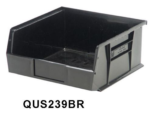 Quantum Recycled Ultra Stack and Hang Bins QUS239BR