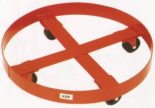 MECO OMAHA Round Drum Dolly