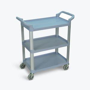 LUXOR Serving Cart - Three Shelves