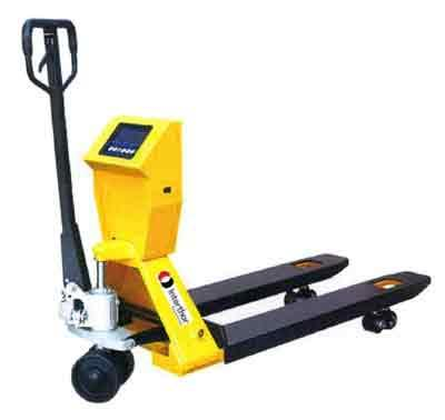 Interthor Scale Pallet Jack