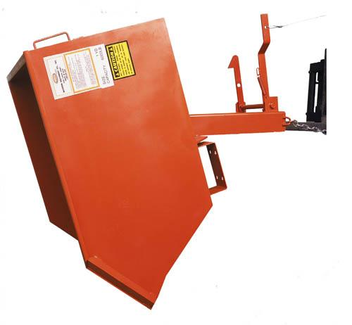 Series 90 Self Dumping Hoppers - Heavy Duty