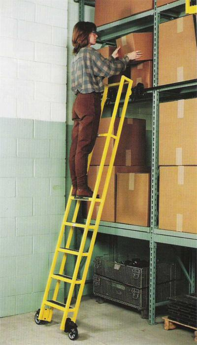 Single Trak Ladder System