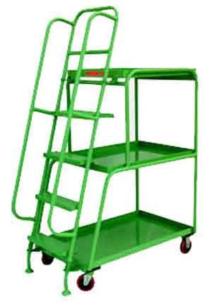 Ladder Industries SK-360 StocKart Stockpicker Cart