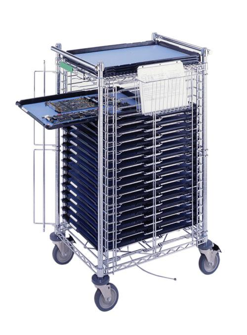 Metro SmartTray Cart (wiith accessories)