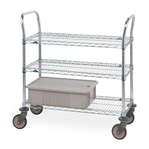 Metro Type 304 Stainless Steel Cart