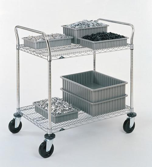Metro SP Series Heavy-Duty Utility Carts