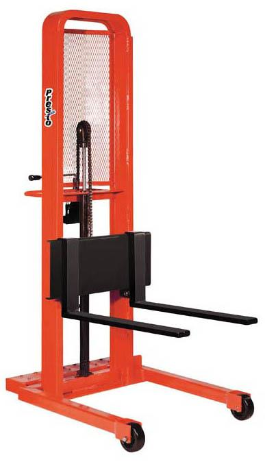 Presto Lifts - Hand Operated Stackers Model No. M852-2000