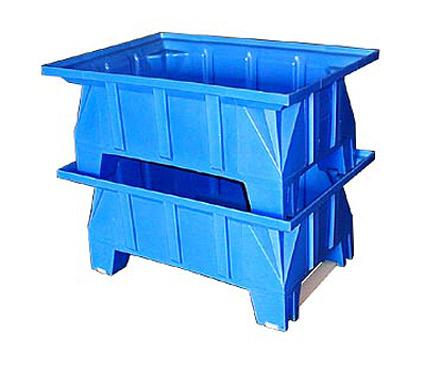 Bayhead Stacking Pallet Containers 4 way fork entry HON40
