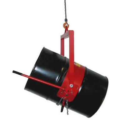 Standard Drum Lifter and Dispenser