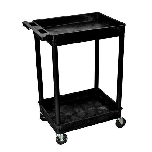 STC11 Tub Cart Black