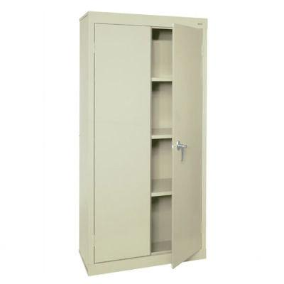 Sandusky Value Line Storage Cabinet with Fixed Shelves