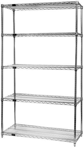 Stromberg Steel Wire Shelving