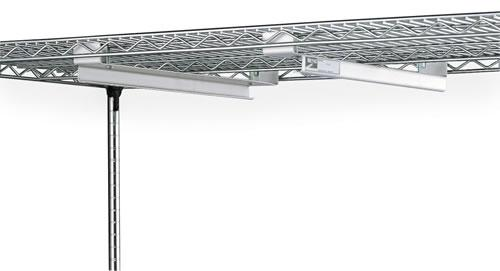 Metro Super Erecta Adjustable Undershelf Slides