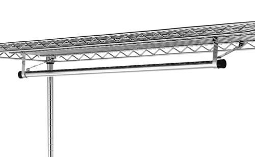 Metro Super Erecta Garment Hanger Tube with Brackets