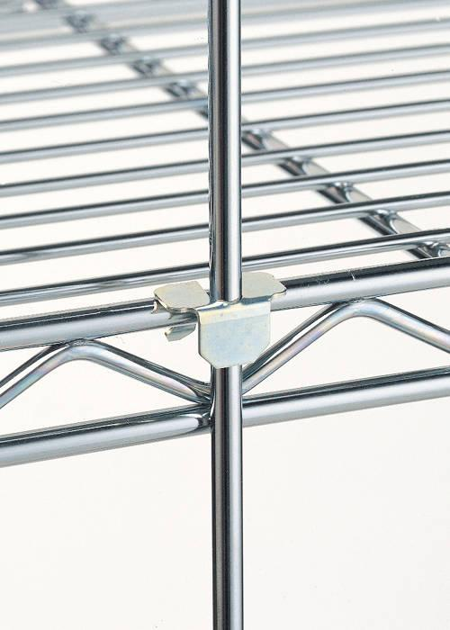 Metro Super Erecta Rods and Tabs