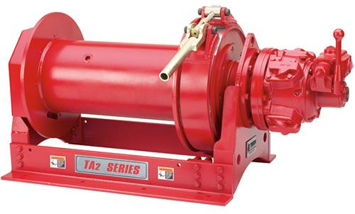 TA2 Series Utility Rated Air Winches