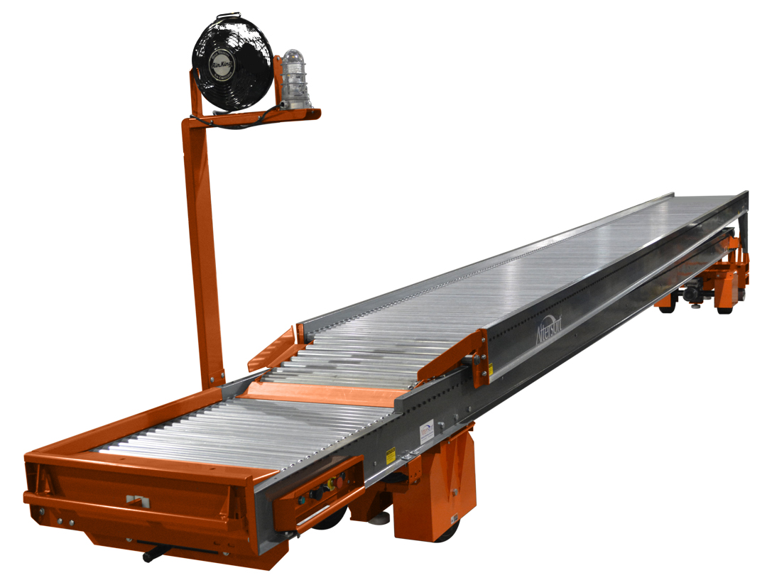 Roach Truckloading Extendable Conveyors B