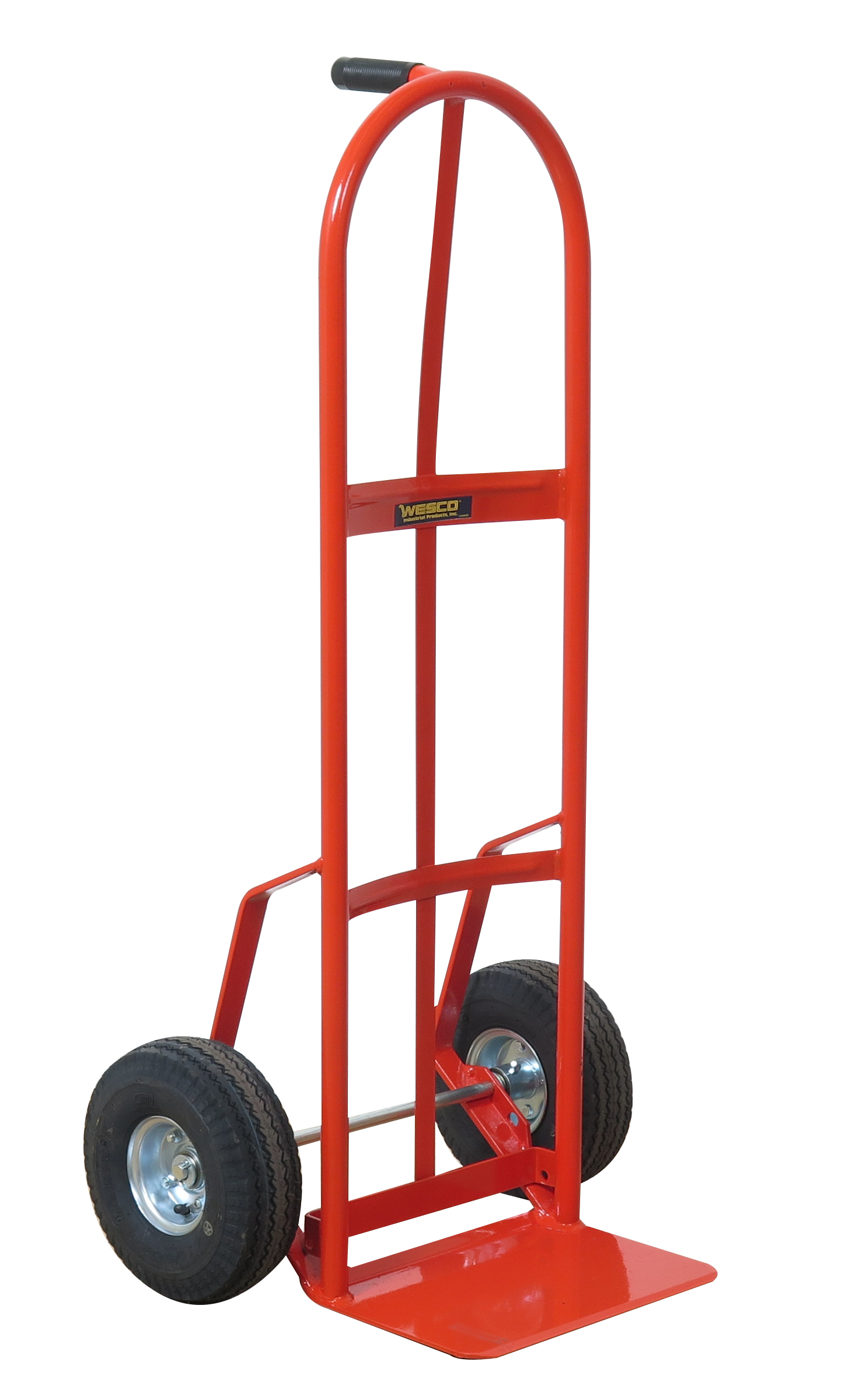 Wesco Hand Truck with a Single Pin Handle, Model 210012
