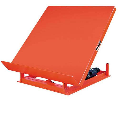 Presto Lifts Wide Base Tilt Tables