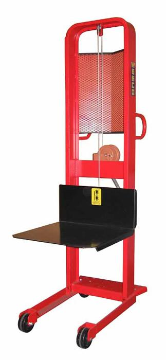Wesco Winch Stacker - 1,000 lb Capacity