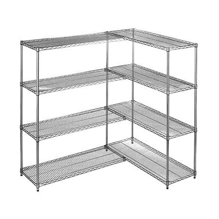 Wire Shelving Starter unit add-on kit