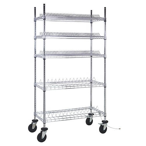 Quantum Reel Shelving Unit Model No. WRC-R264C